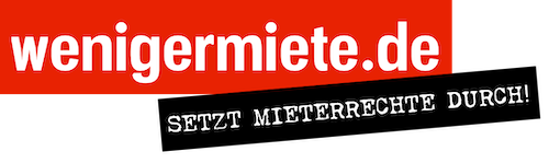 wenigermiete logo